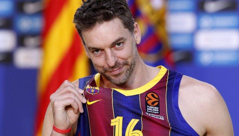 Karalis atgriežas mājās. Vai Pau Gazols palīdzēs sarūpēt Latvijai pirmo Eirolīgas čempionu?