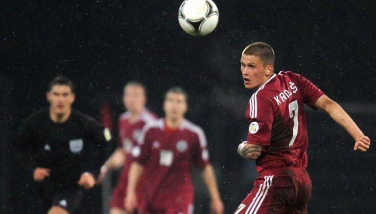Камеш упустил шанс забить первый гол в премьер-лиге