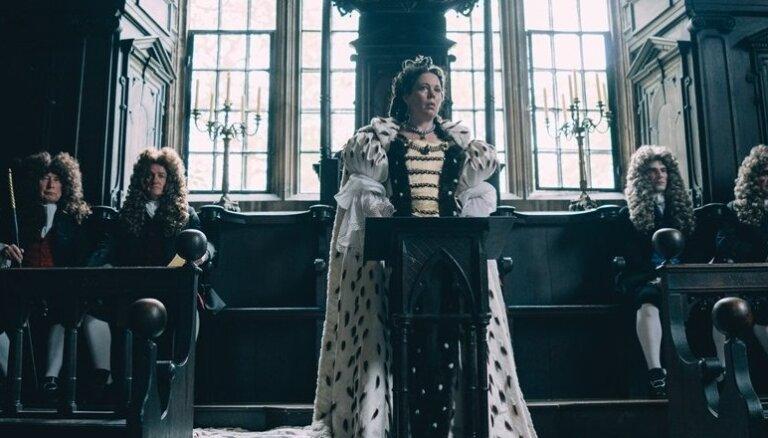 Eiropas kinoakadēmijas ceremonijā triumfē filma 'Favorīte'
