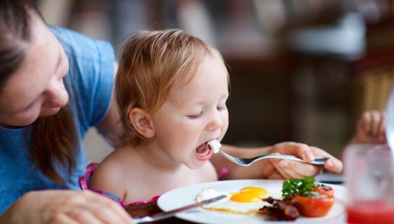 Kas jāievēro, lai bērnam būtu laba apetīte