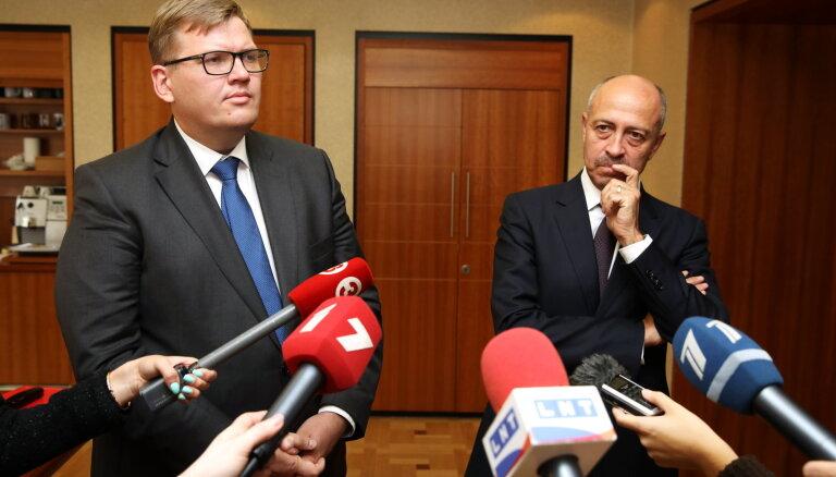 Пуце: В позиции Рижской думы сейчас всего один депутат — Буров