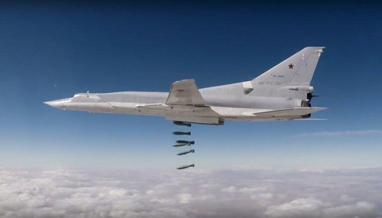 Murmanskas apgabalā avarējis virsskaņas bumbvedējs Tu-22M3