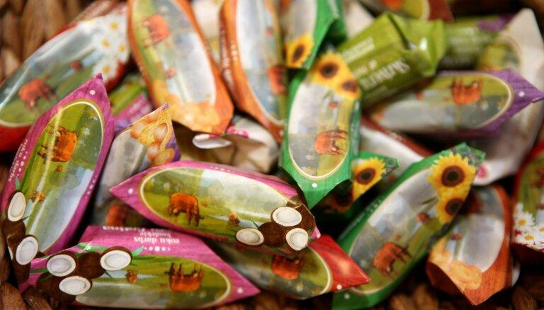 VID piemērojis nodrošinājumu 'Skrīveru saldumiem'