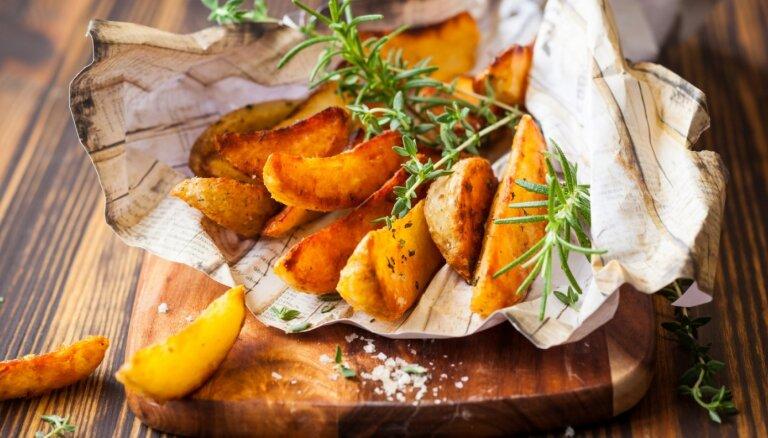 Arī vienkāršs ir garšīgs – 25 idejas kartupeļa pagatavošanai