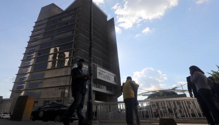 Venecuēlā opozicionārs mirst mīklainā nāvē dažas dienas pēc aizturēšanas