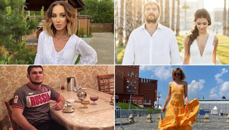 Jauni, skaisti, bagāti: 'Forbes' nosauc Krievijas visturīgākās slavenības