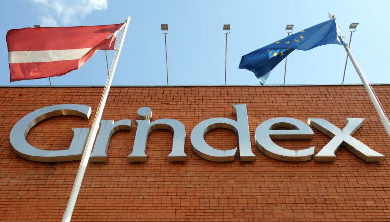'Grindeks' koncerna apgrozījums pirmajā ceturksnī pieaudzis par 44%