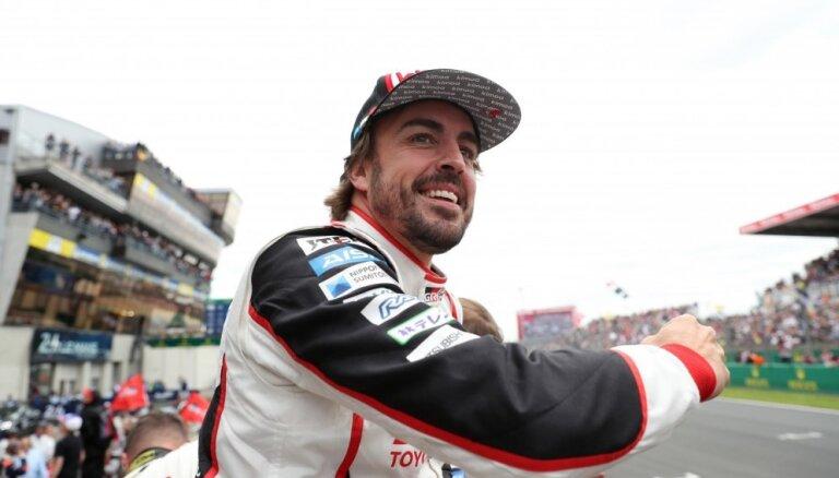 Alonso: tagad mans mērķis ir 'Indy 500'