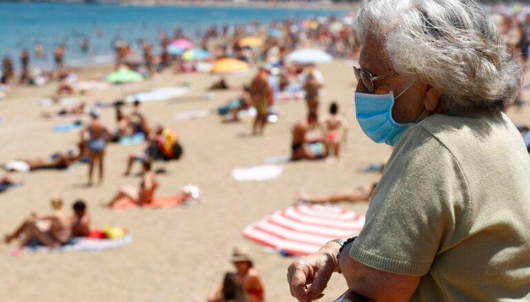 Коронавирус: Испания снова вводит ограничения, в Южной Корее все больше заболевших