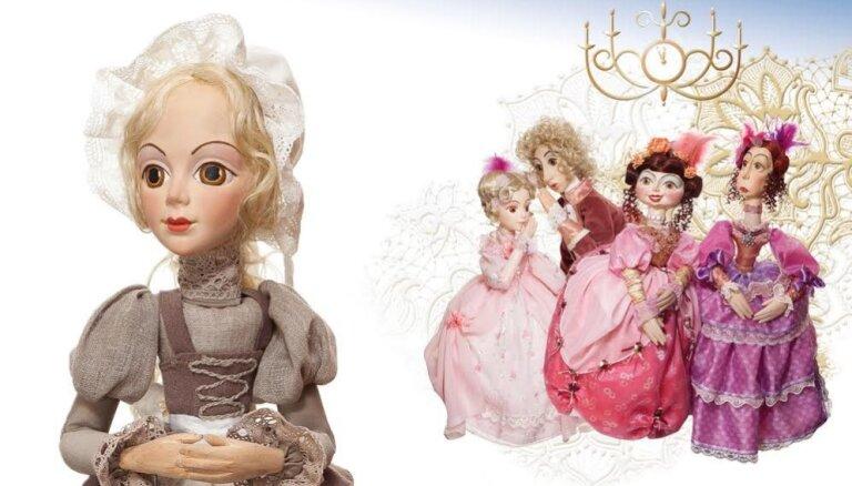Uz Leļļu teātra skatuves atgriežas 'Pelnrušķīte' – pirmizrāde 16. oktobrī