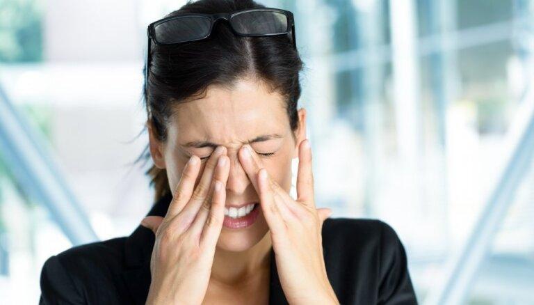 10 netipiskas hroniska stresa pazīmes