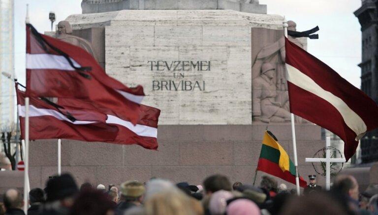 Ceturtdien - visu totalitāro režīmu upuru piemiņas dienā