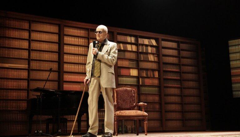 LNB atklās Oļģerta Krodera 100. jubilejai veltītu izstādi
