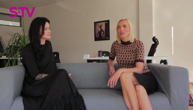 Solvita Kabakova: mīļotā atbalsts karjeras veidošanā ir vitāli svarīgs