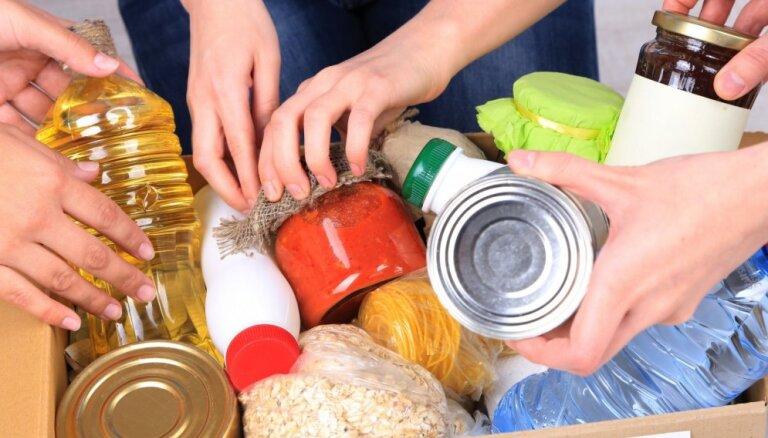 Продукты питания после окончания срока годности могут разрешить напрямую раздавать нуждающимся