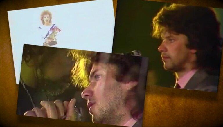 Video: Kāpēc dziedātāja Uģa Rozes kaķi sauca par čeku ķērāju