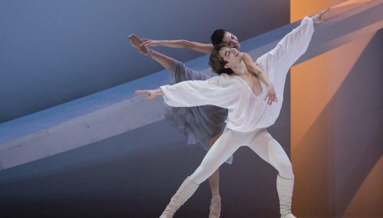 Rīgas Baleta skolas vadītāja: Attālināti baleta apmācībā profesionāli un pareizi trenēties ilgtermiņā ir tuvu neiespējami