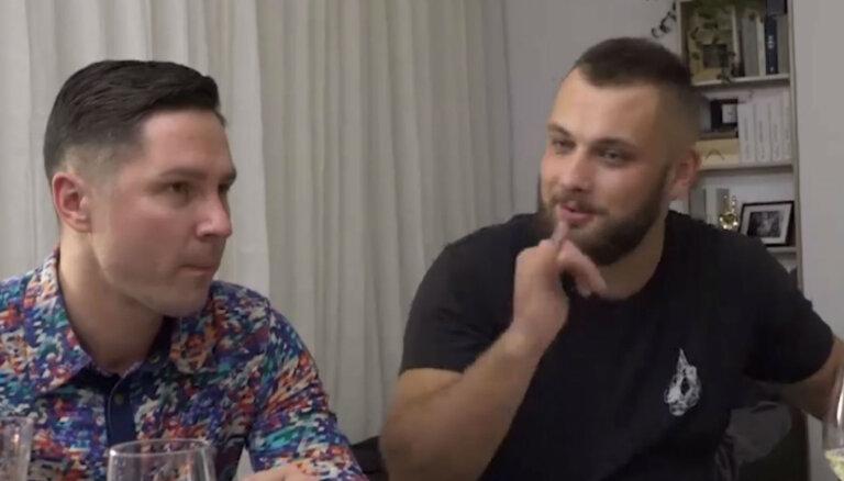 Video: Bokseris Zutis un ģitārists Auziņš diskutē par marihuānas dekriminalizāciju