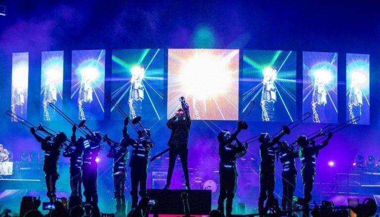 Ar vienīgo koncertu Baltijā Rīgā uzstāsies grupa 'Muse'