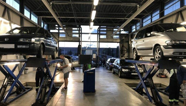 Liepājas tehniskās apskates stacijā nodrošinās 'Rally Liepāja' sacīkšu auto pārbaudes