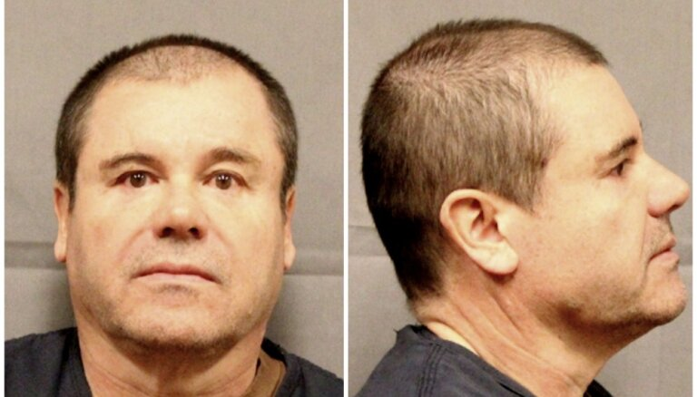 Desmit savdabīgākās El Chapo tiesā izskanējušās liecības