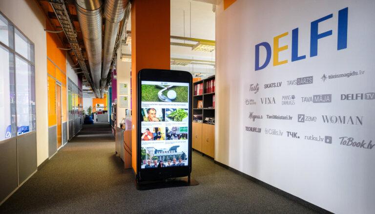 Отчет: как портал DELFI провел 2017-й год и что будет в 2018-м