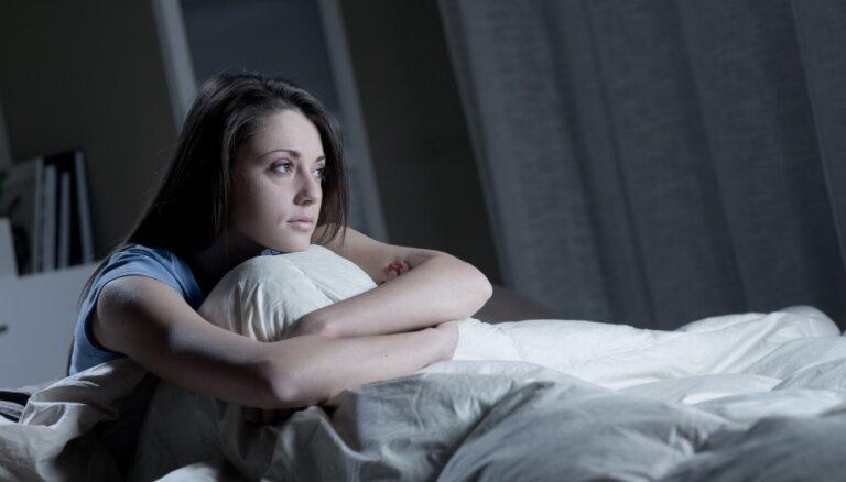 Miega traucējumus izraisa stress un liekais svars. Ko darīt, lai izgulētos