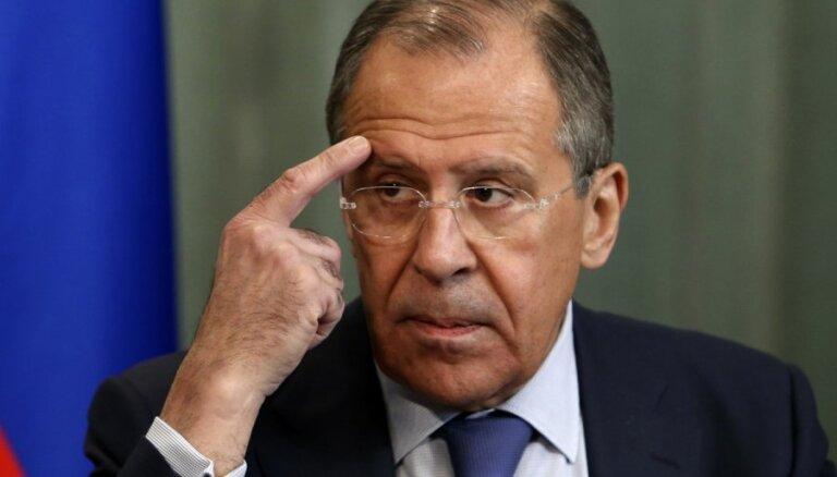 """Лавров: блок НАТО """"утратил смысл существования"""""""