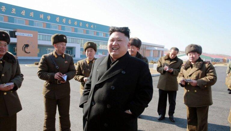 США неожиданно направили авианосец к берегам Южной Кореи