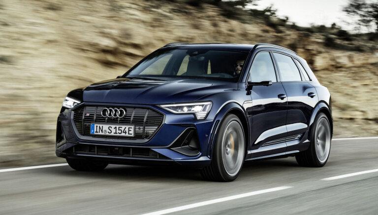 Электромобили в Норвегии заняли более половины рынка новых машин