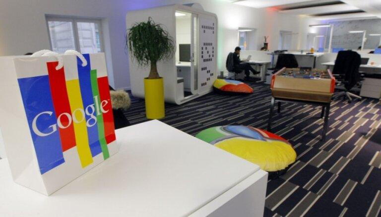 'Google', 'Facebook' un 'Microsoft' – tehnoloģiju milžu 15 lielākie megadarījumi