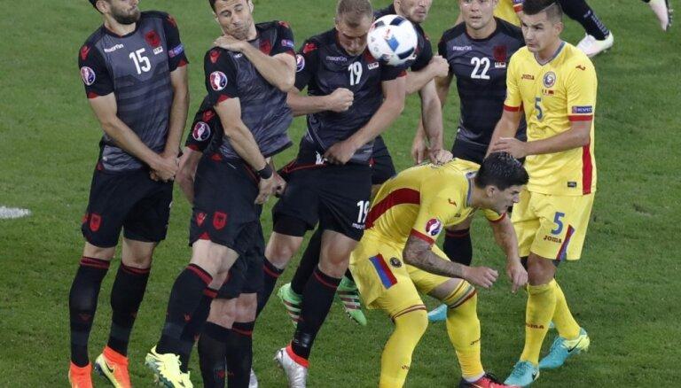 ВИДЕО, ФОТО: Швейцария в плей-офф, Албания досрочно отправляет Румынию домой