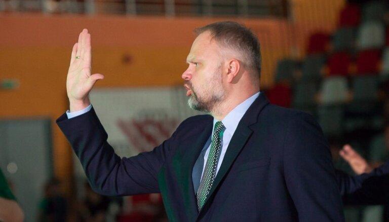 Helmanis kļuvis par Viļņas 'Rytas' treneri