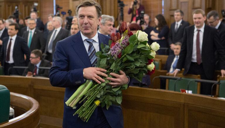 Сейм утвердил новое правительство Латвии