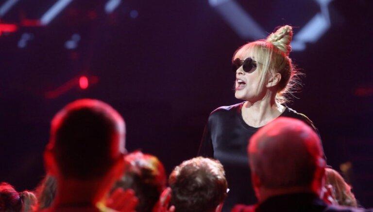 Laimai Vaikulei – 65: ieskats krāšņajā jubilejas koncertā