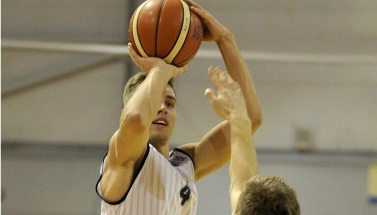Bijušais ventspilnieks Gludītis pārcēlies uz 'Tarvas' basketbola komandu