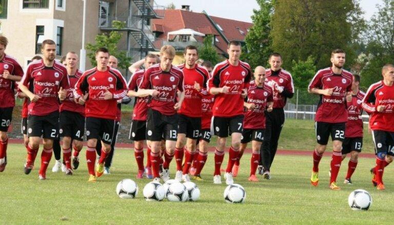 Latvijas futbola izlase pārbaudes spēlē Austrijā tiekas ar Poliju