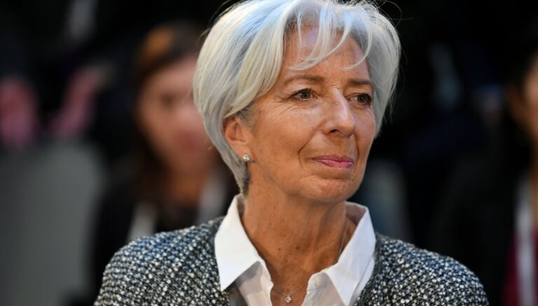 Совет ЕС официально рекомендовал Кристин Лагард на пост главы ЕЦБ