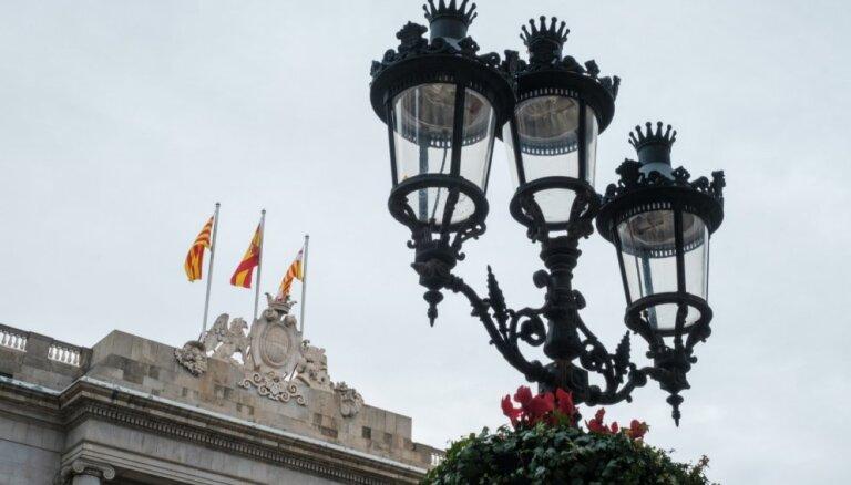 Barselonā pēc ASV brīdinājuma par iespējamo teroraktu izsludināts trauksmes stāvoklis