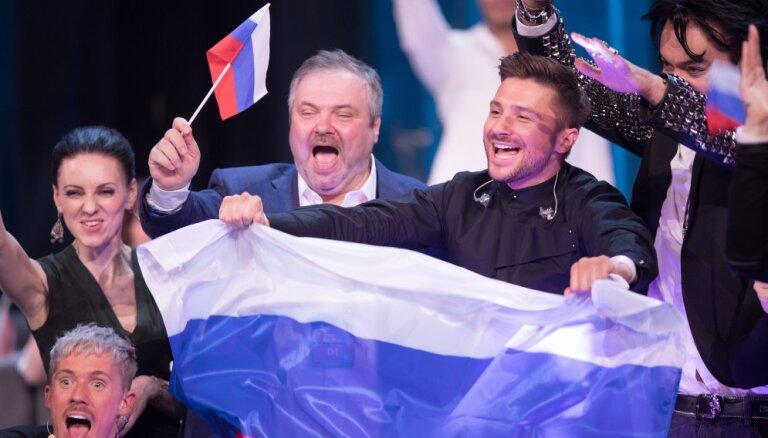 Ukraina nākamgad atgriezīsies 'Eirovīzijā', ja vien tā nenotiks Krievijā