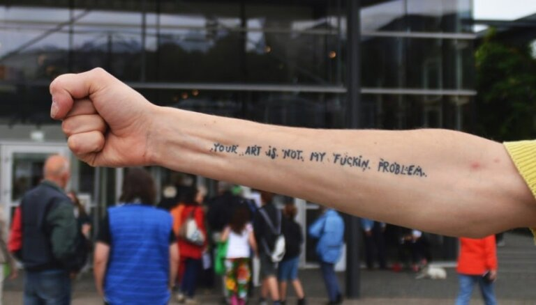 Kaņepes Kultūras centrā norisināsies ielu mākslas festivāls 'Mūra lāde'