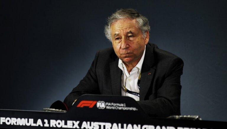 'Mercedes' un 'Red Bull' komandas ir pret F-1 čempionāta paplašināšanos