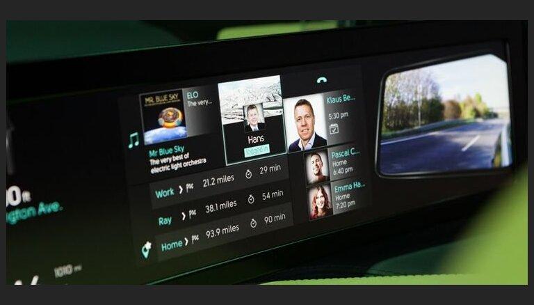 CES-2016: Harman впервые в мире поместит Office и Skype в автомобили