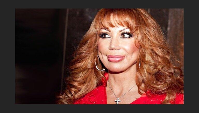 Маша Распутина выгнала мужа из-за лишнего веса