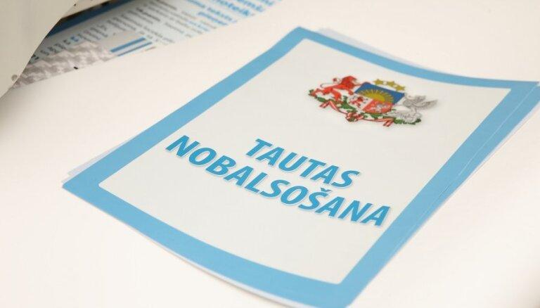 'Nepilsoņu referendums': CVK nesāk parakstu vākšanu – prasīs vēl citu ekspertu atzinumus (plkst:15.50)