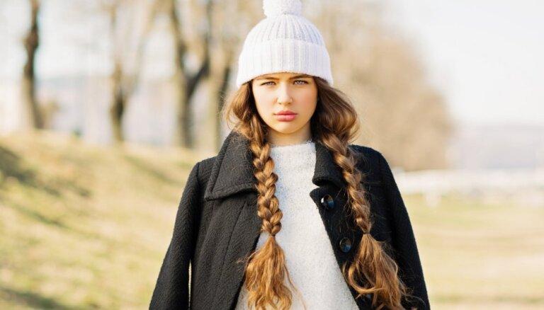 Французские, елочкой или слегка небрежные: лучшие косы осени