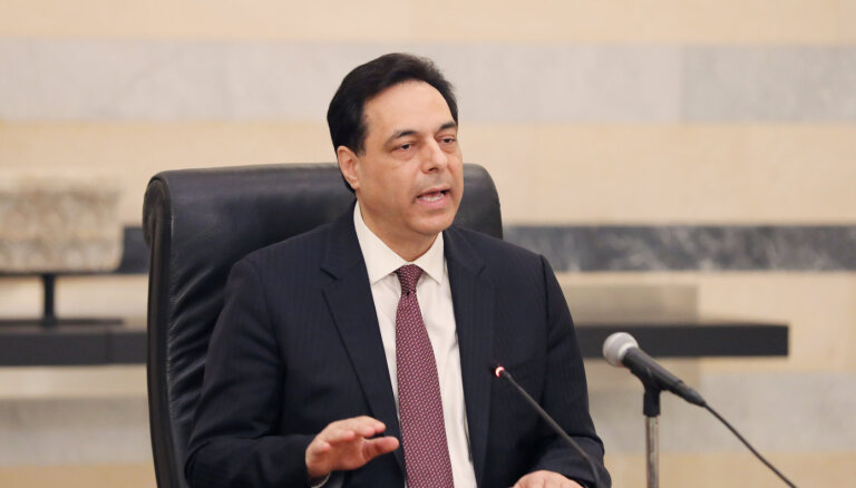 Libānu skārusi smaga pārtikas krīze, paziņo premjerministrs
