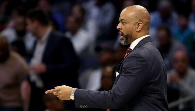 'Wizards' apstiprina Anseldu galvenā trenera amatā