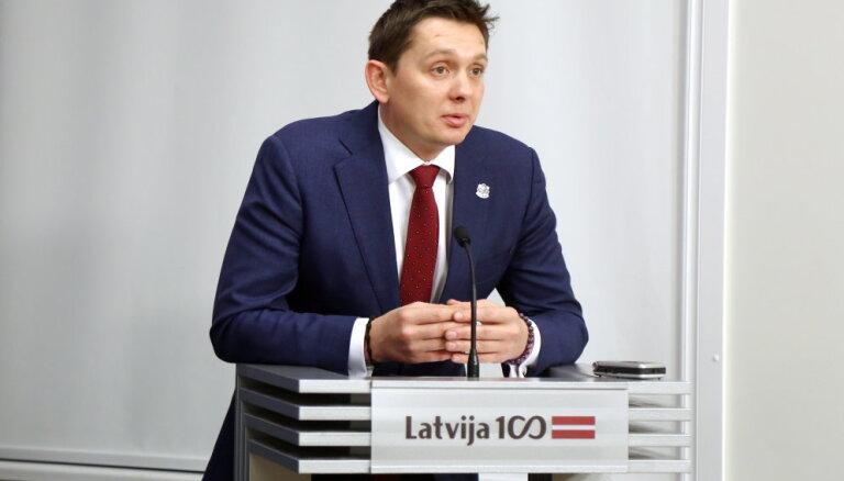 В KPV LV попытались отстранить Кайминьша от руководства, но он удержался