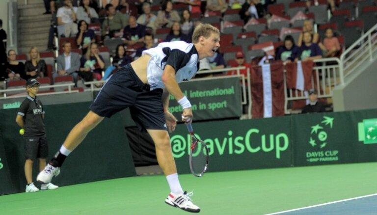 ITF kongresā daļēji izgāžas Deivisa kausa reforma